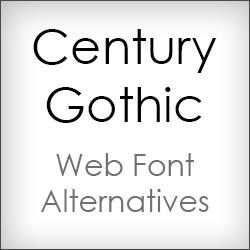 centurygothic
